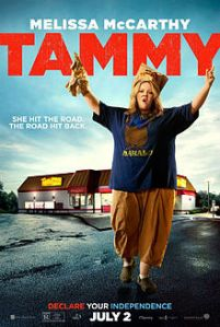 Melissa McCarthy should have never done, Tammy it's a bad excuse for another cliche road trip movie.It seems just like another Identity Thief  same ole dance and song.Badly written dialogue.Not one laugh good laugh totally insulting so-called comedy that spins into a drama mid way through the film.It's a no go! Grade: 40 F