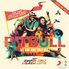 Pitbull feat. Jennifer Lopez & Claudia Leitte is a fun uplifting  summer smash written for the World Cup this summer! I love the brazilian influence. JLo gives the best vocal and verse on the track.Check it out! Good song. Grade:83= B