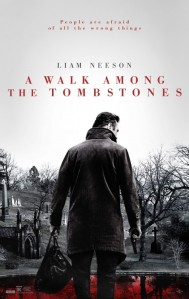 A Walk Among the Tombstones is a decent unsettling suspense thriller. Liam Neeson presence carries the film from becoming mediocre Grade: 80= B-
