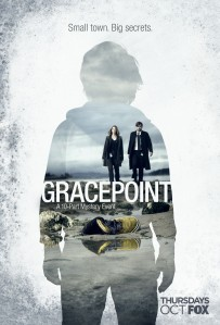 Gracepoint is no more than a blatant American rip off of Broadchurch even if the same producers and writers are attached to the project. The acting on the US version is kinda bad . Grade: 70= C