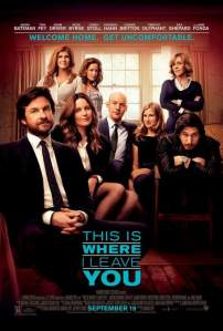 Image credit; Warner Bros Pictures This Is Where I Leave is a cliche driven dramedy that never takes off as expected with such a huge cast of talented actors. Grade: 74= C-