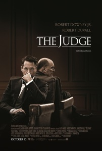 Image Credit:Warner Bros Pictures The Judge turned out to be trite, manipulative and highly melodramatic surprising considered it starred the legendary Robert Duvall. Robert Downey acts as if he is playing the arrogant Tony Starks. Overly sentimental and formulaic  Grade: 72= C-