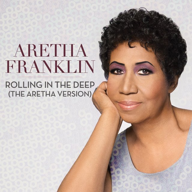 "Aretha covers Adele's monster hit ""Rolling In The Deep"" adding soul and church to mix blending an excellent cover!  Grade= 86= B+"