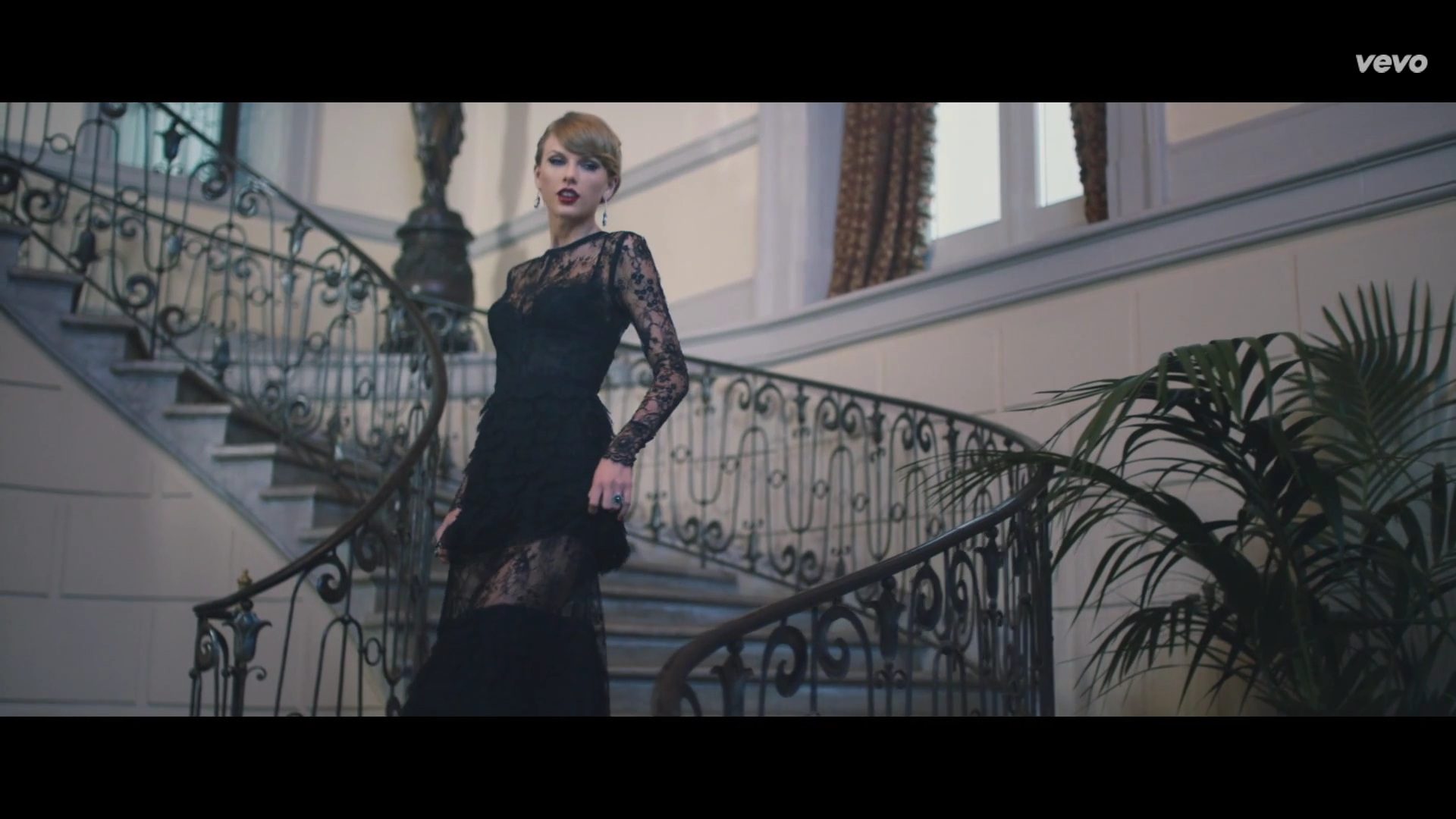 Music Video Taylor Swift Blank Space