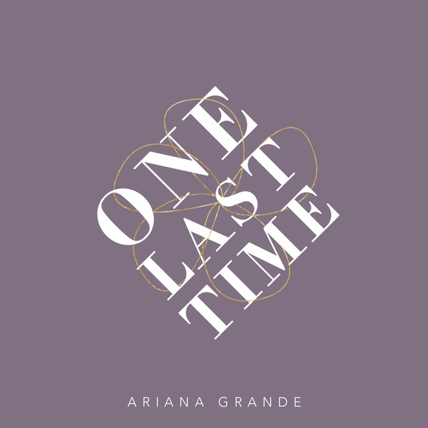 Image result for one last time single cover